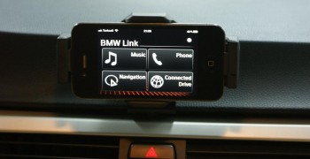 BMW iPhone Multimedia Retrofit