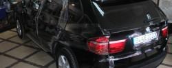 BMW e70 Ön ve Arka PDC Uygulaması