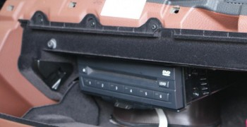 BMW F10 DVD Changer