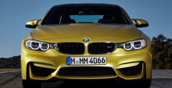 Bmw 4 Serisi F32 Komple M4 Görünüm...